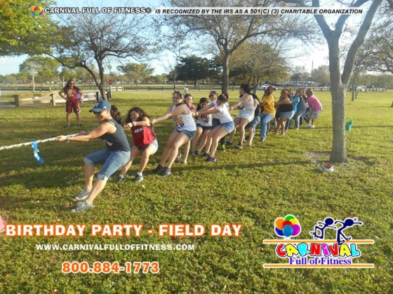 Carnival Full of Fitness®