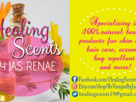 Healing Scents By Jas Renae