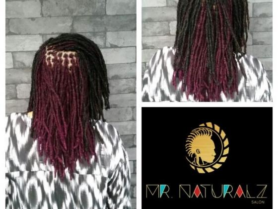 Mr. Naturalz salon