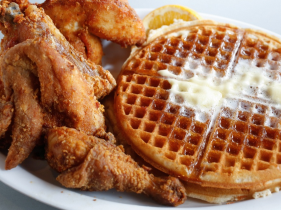 Home of Chicken & Waffles