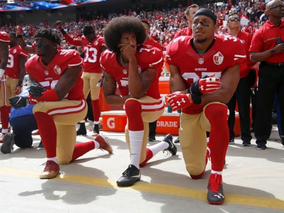 Colin Kaepernick Items To Be Part of Black Lives Matter Exhibit at NMAAHC