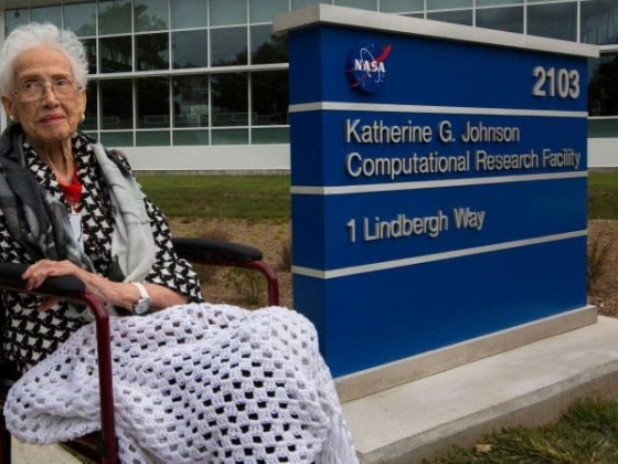 NASA Dedicates Building To Hidden Figures Heroine Katherine Johnson