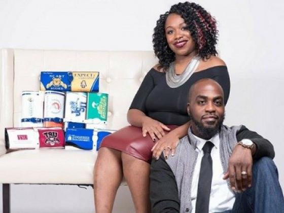 Black-Owned Handbag Company Kicks Off Black College Tour to Promote Their HBCU themed handbags