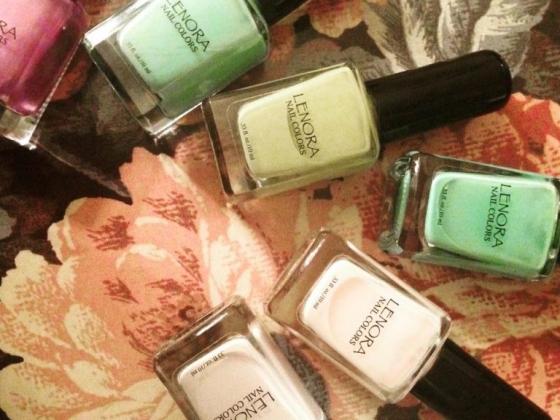 Lenora Nail Colors