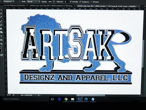 ArtSak Designz & Apparel