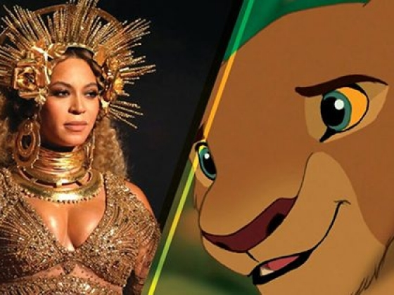 "Beyonce to Star as Nala in Disney's New ""Lion King"" Film"