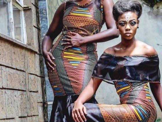 Eleksie African fashion