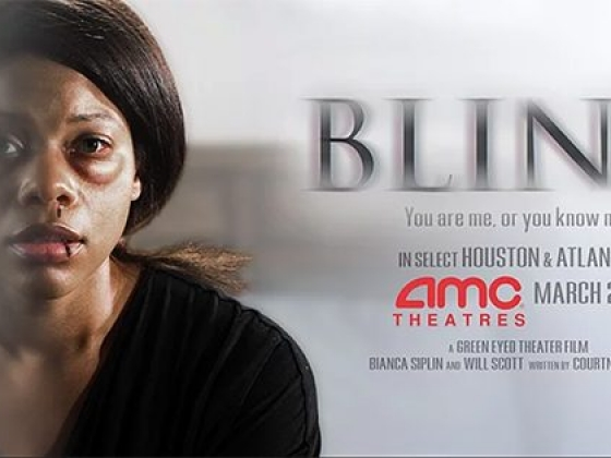 """New Film """"Blink"""" Highlights the Dramatic Story of a Black Woman's Struggle With Domestic Violence"""