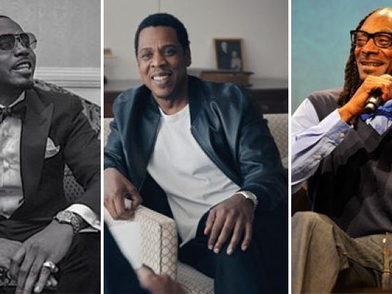 Rappers Jay-Z, Nas and Snoop Invest In Free Cryptocurrency & Stock-Trading App