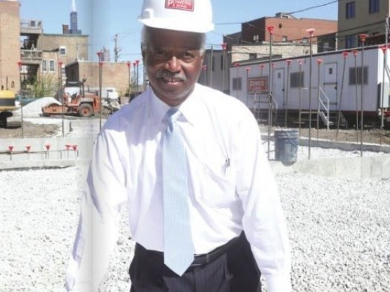 BLACK CONSTRUCTION COMPANY PROJECTS $70 MILLION REVENUE BOOST FROM OBAMA PRESIDENTIAL CENTER PROJECT