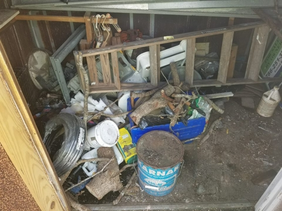 E and S Clean Out Services
