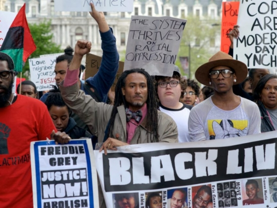 HOW BLACK LIVES MATTER POWERED THE #BANKBLACK MOVEMENT