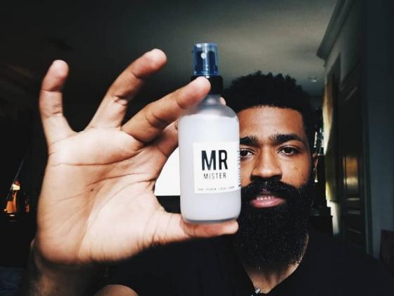 Black Men's Beard
