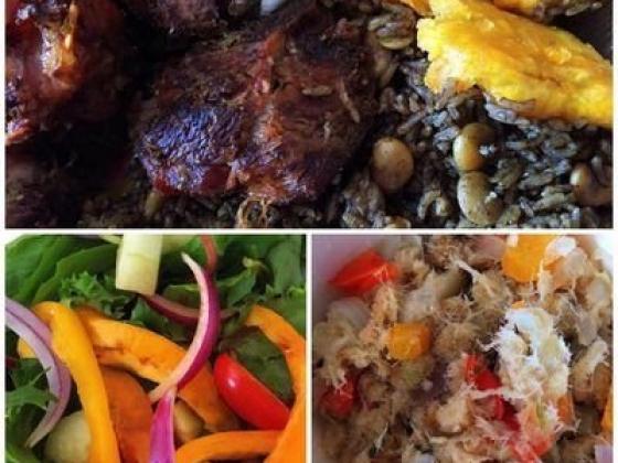 Port-au-Prince Haitian Cuisine