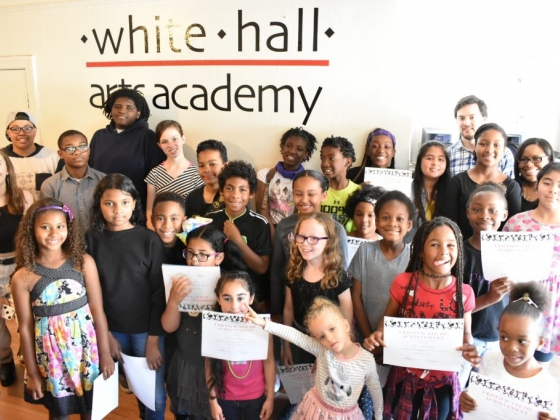 White Hall Arts Academy