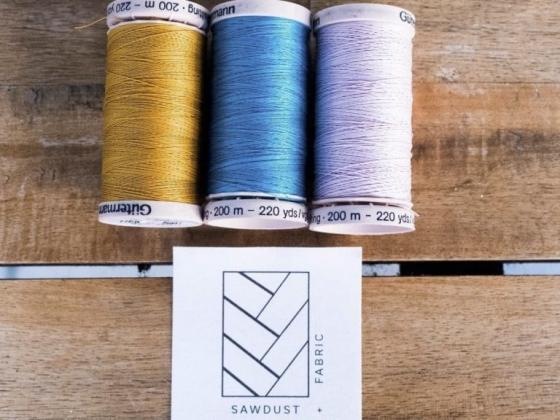 Sawdust & Fabric