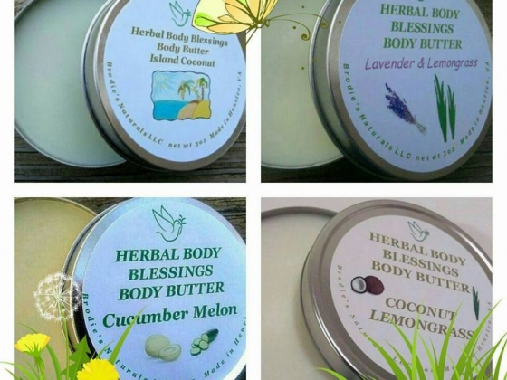 Herbal Body Blessings By Brodie's Naturals Llc