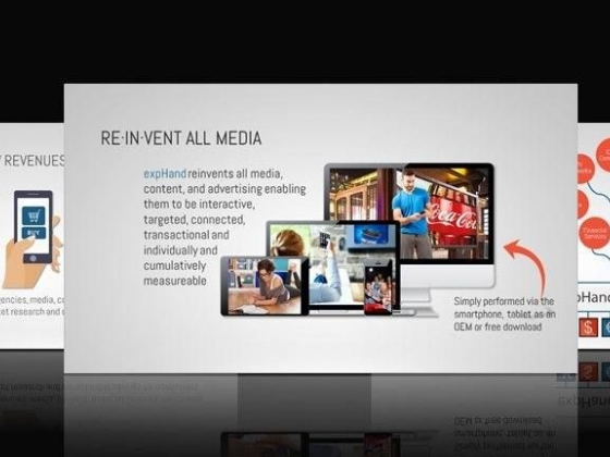 expHand PowerPoint Presentation