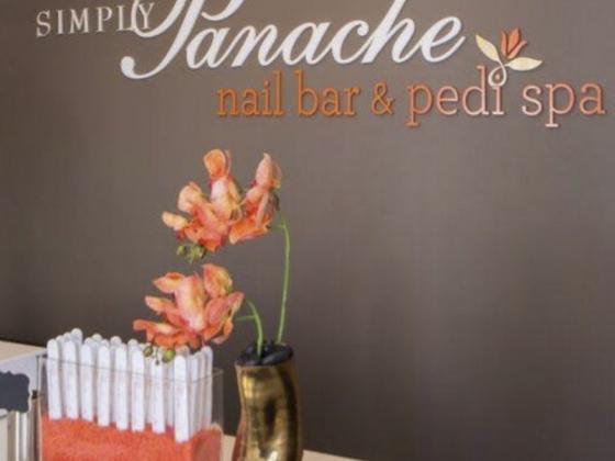 Simply Panache nail bar & pedi spa