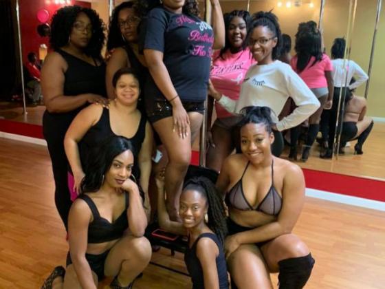 Respectapole Dance Fitness-A Pole Dance Studio