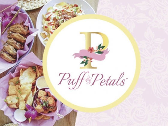 Puff and Petals Lounge