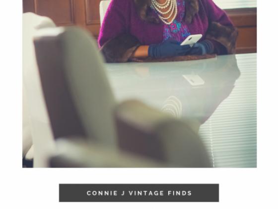 Connie J Vintage Finds