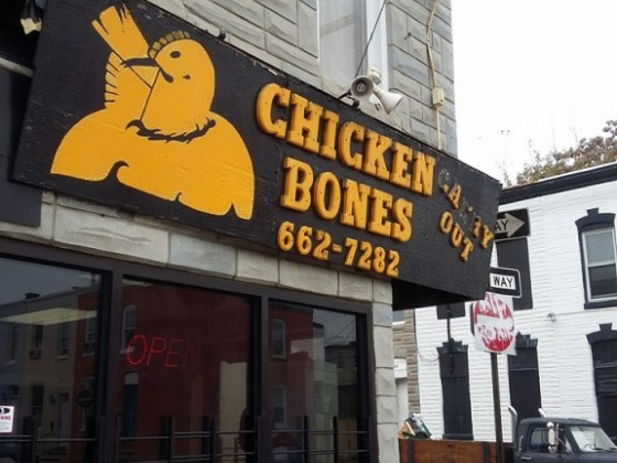 Chicken Bones Carry Out