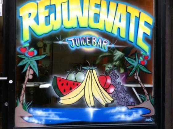 Rejuvenate Juice Bar