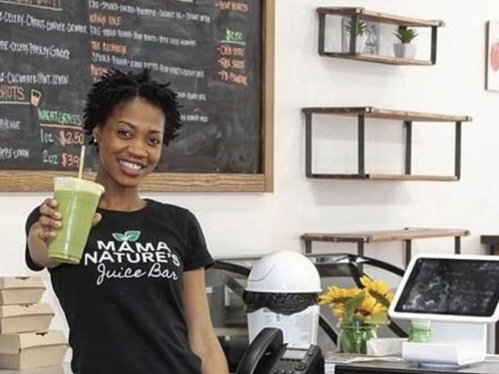 Mama Natures Juice Bar