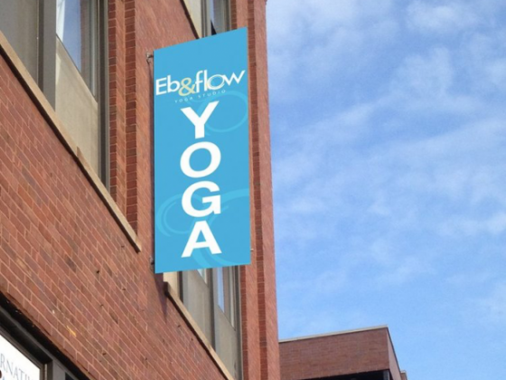 Eb and Flow Yoga