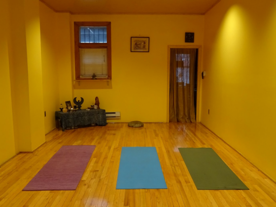 Ase Yoga Studios