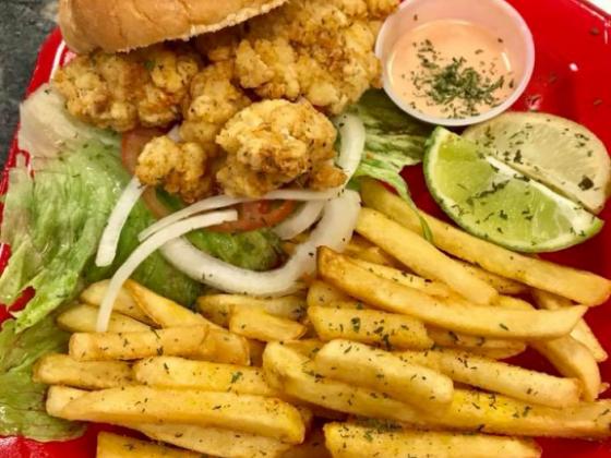 Conch It Up Soul Food Restaurant
