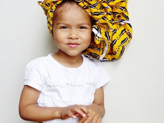 Adorably African Children's Clothing