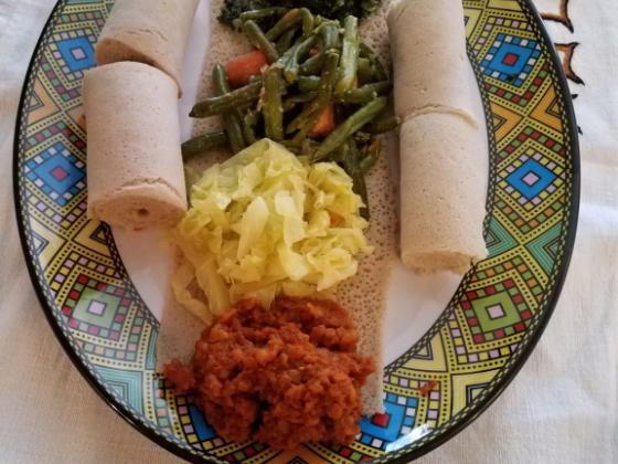 Lalibela Cuisine