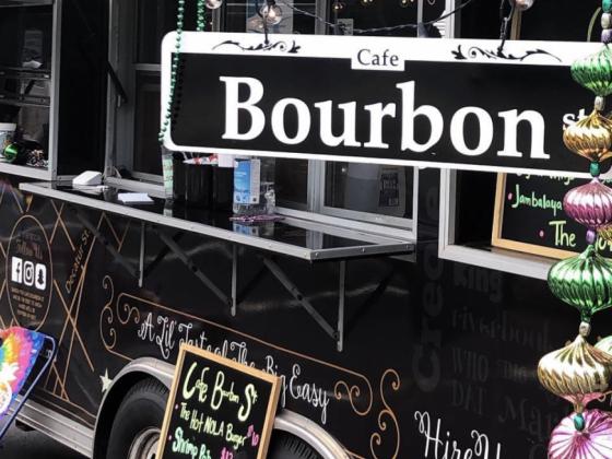 Café Bourbon St