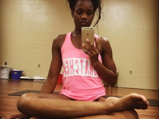 Black Women Yoga