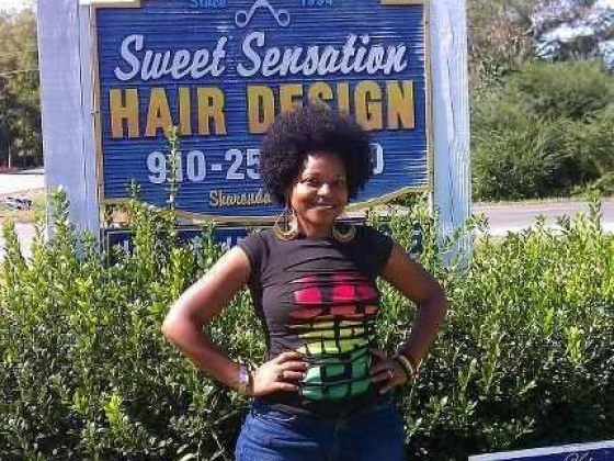 Sweet Sensation Hair Design