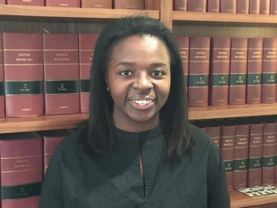 After more than a century, Harvard Law Review elects first Black woman
